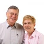 Joe Krueger and Virginia Nicols