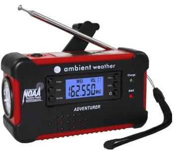 AmbientWeather radio